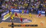Aziz Yıldırım'ın Euroleague Finalinde Sahaya Girmesi