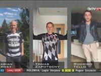 Eski Beşiktaş'lı Oyuncuların Şampiyonluk Kutlaması