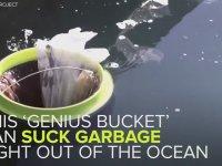 Denizde Çöpleri Toplayan Harika İcat