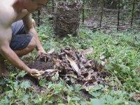 Doğa'daki Adamdan Çit ve Bahçe Yapımı