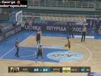 AEK - Aris Maçının 3'e 3 Tamamlanması