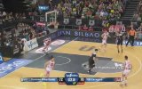 Rakip Yarı Sahadan Yenilen Son Saniye Basketiyle Play Off'dan Olmak