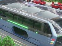 1200 Yolcu Kapasiteli Otobüs - Çin