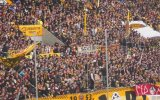 Dynamo Dresden Tribün Şovu