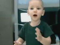 Evy Baby Reklamı - Asker Koğuşu