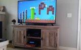 Super Mario Oynarken Evlenme Teklifi