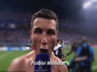 C. Ronaldo'nun Şampiyonlar Ligi Kupası Sonrası Böğürmesi