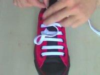 Ayakkabı Bağlama Şekilleri