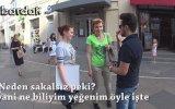 Rus Kızlarına Sorduk Sakallı Erkek mi, Sakalsız Erkek mi