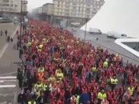 Örgütlü Bir İşçi Sınıfı (Fransa'da Grev)