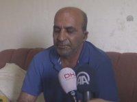 Protesto İçin Ağzını Ve Kulaklarını Diken İranlı Sığınmacı