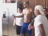 Felipe Melo ve Ailesinden Çılgın Dans