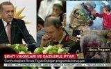 Cumhurbaşkanı Erdoğan Konuşurken Hulusi Akar'ın Ağlaması