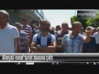 Turist Duası Etmek - Alanya