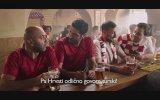 Hırvatlar'ın TürkiyeHırvatistan Maçı için Reklamı