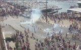 İngiltere  Rusya Maçı Öncesi Marsilya Meydan Muhaberesi