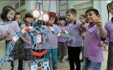 Ankara Havası Oynayan Robot