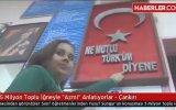 5 Milyon Toplu İğne İle Atatürk Portresi Yapmak
