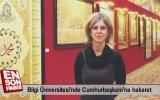 Prof. Zeynep Sayın Balıkçıoğlu'nu Bilgi Üniversitesi'nden Attıran Ses Kaydı