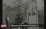 Dünya'nın İlk Roller Coaster'ı