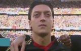 Milli Marşı Söylemeyen Mesut'un Almanları Kızdırması