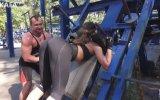 Ukrayna'da Bir Park Fantezisi  Street Workout 5