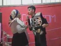 Saykodelik WWE'ye Rakip Bağcılar Usulü Boks