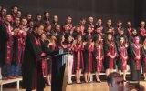 Erciyes Üniversitesi 17. Veteriner Mezunların Protestosu