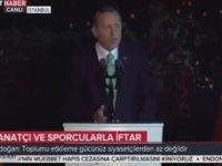 Erdoğan'ın Arda Turan'a Sahip Çıkması