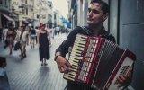 Rumen Florin  İstiklal Caddesi Akordeon
