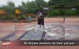 Ot Biçme Makinesinden Halı Yıkama Makinesi Yapan Karadenizli