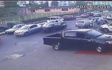 Polis Memuru Kaputtayken Kaçmak