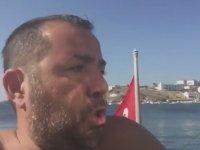 Ata Demirer'in Fatih Terim Taklidi