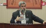 Bu Hükümet İslam'a ve Müslümanlara Zarar Veriyor  Alparslan Kuytul