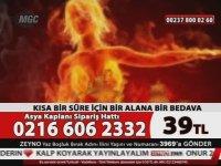 Kafa Şişiren Cinsel Gücü Arttırma Reklamı