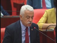 Adana CHP MilletVekili İbrahim Özdiş Adil Kullanım Kotasını Meclise Taşımak