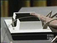 İlk Video Oyun Konsolu Magnavox Odyssey - (1972-1973)