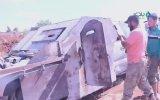 IŞİD'in Katliam Makinesinin İçi Görüntülendi