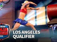 American Ninja Warrior Parkurunu Başarıyla Tamamlayan İlk Kadın: Jessie Graff