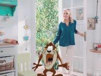 Oba Makarna - Esra Erol Tazmanya Canavarı Reklamı