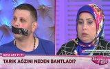 Damat Adayının Protesto İçin Ağzını Bantlaması  Evleneceksen Gel
