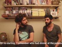 Türkiye'de Evlenen İlk Eşcinsel Çiftten Lgbt Çağrısı