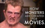 Filmlerdeki Yaratık Makyajları Nasıl Yapılır