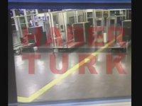 Havalimanı Saldırganlarından Birinin Görüntüsü