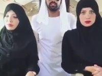 Esra Ceyda Kardeşlerin Mekke'ye Arınmaya Gitmesi