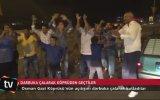 Osman Gazi Köprüsü'nün Açılışında Göbek Atan Çomarlar