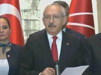 Kemal Kılıçdaroğlu - IŞİD Soruları