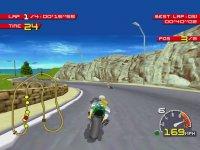 Moto Racer (1997) - Oynanışı