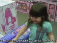 Küçük Kız ve Büyük Düşünmesi