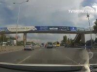 Türkiye'den Trafik Kazaları 11 - Araç İçi Kamera
